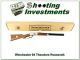 Winchester 94 Theodore Roosevelt 30-30 NIB! - 1 of 4
