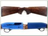 Beretta A400 XCEL Walnut Sporting Blue receiver ANIC 12 Ga - 2 of 4