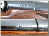 Weatherby Mark V Deluxe German 240 collector! - 4 of 4