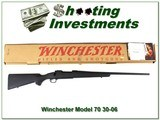 Winchester 70 New Haven made 30-06 in box! - 1 of 4