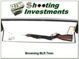 Browning BLR 7mm Takedown NIB - 1 of 4