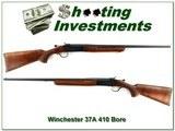 Winchester Model 37A 410 bore 26in Exc Cond