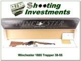 Winchester 1885 Trapper 38-55 NIB - 1 of 4