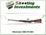 Winchester 1885 Safari 375 H&H no longer made NIB!