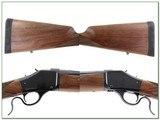 Winchester 1885 Safari 375 H&H no longer made NIB! - 2 of 4