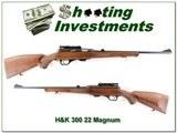 Heckler & Koch H&K Model 300 22 Magnum 5 & 10 round