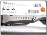 Browning BLR Lightweight Stainless 7mm-08 NIB! - 4 of 4
