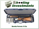 Beretta Perennia III high-grade 12 Gauge in case