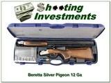 Beretta 686 Silver Pigeon 20 Ga 30in in box!