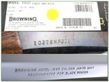 Browning 1885 45-70 BPCR 30in, case colored unfired in box! - 4 of 4