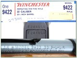 Winchester 9422 XTR early 1976 made 22 NIB!!! - 4 of 4