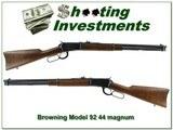 Browning Model 92 44 mag Nice!