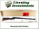 Winchester 9410 410 bore new, unfired in box
