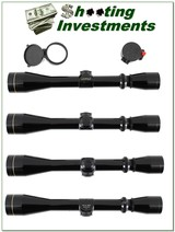 Leupold Vari-X IIc 3-9 X40 scope Gloss like new with covers
