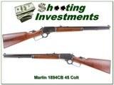 1984 Cowboy Limited Marlin in 45 Colt