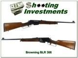 Browning BLR 70 Belgium 308 Exc Cond!