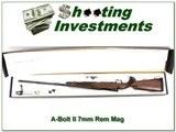 Browning A-Bolt II Medallion 7mm 26in ANIB!