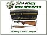 1973 Belgium Browning 22 Auto ANIB!