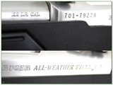 Ruger 77/22 22 LR Stainless All-Weather Skeleton stock - 4 of 4