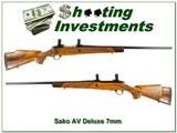 Sako AV Finnbear Deluxe 7mm Exc Cond!