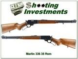Marlin 336 35 Rem. JM Marked 1971 Pre Safety Gold Trigger