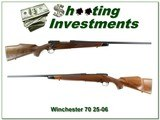 Winchester Model 70 New Haven 1976 made 25-06!