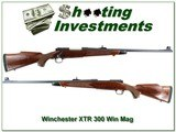 Winchester 70 XTR 300 Win Mag collector!