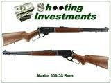 Marlin 336 35 Rem. JM Marked 1979 Pre Safety Gold Trigger