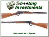 Winchester 94 pre-64 1956 in 32 special collector