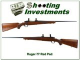 Ruger 77 earlier Red Pad Tang Safety Exc Cond 7mm Rem