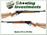 Marlin 375 JM marked 375 Win made in 1980 collector!