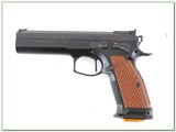 CZ Tactical Sport Orange 40 S&W - 2 of 4