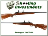 Remington 700 ADL early first model 30-06 Exc Cond!