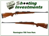 Early Remington 700 ADL Stainless 7mm Rem Mag