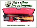 Caesar Guerini Woodlander 12 Ga 28in in case - 1 of 3