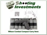 Wilson Compact Compact Carry 9mm 10 Magazines