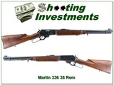 1957 made Marlin 336 in 35 Rem JM Exc Cond! - 1 of 4