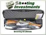 Browning A5 Ultimate 12-gauge 3in 28in VR Like New in Case!