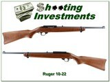 Early 1986 Ruger 10/22 .22LR near new!