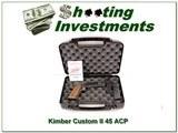 Kimber Custom II F22 Raptor 45 ACP ANIB