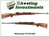 Winchester 70 Super Express 375 H&H