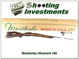 Weatherby Mark V Ultramark NIB 1 of a kind! - 1 of 4