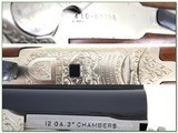 Ruger Red Label 12 Ga 28in 1984 Ducks Unlimited hand engraved! - 4 of 4