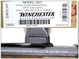 Winchester 9422 NWTF New Haven 22LR NIB! - 4 of 4