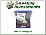Smith & Wesson Model 317 AIRLite 22 8 Shot Pre Lock - 1 of 4
