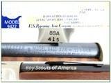 Winchester Model 9422 Boy Scouts of America Commemorative NIB - 4 of 4