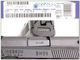 Smith & Wesson SW99 40 S&W ANIC - 4 of 4