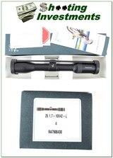 Swarovski Riflescope Z6 1.7-10x42 No.4 Crosshair - 1 of 1