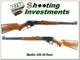 Marlin 336 35 Remington 1973 JM marked pre-safety!