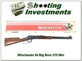 Winchester 94 XTR Big Bore 375 Win unfired in box!
